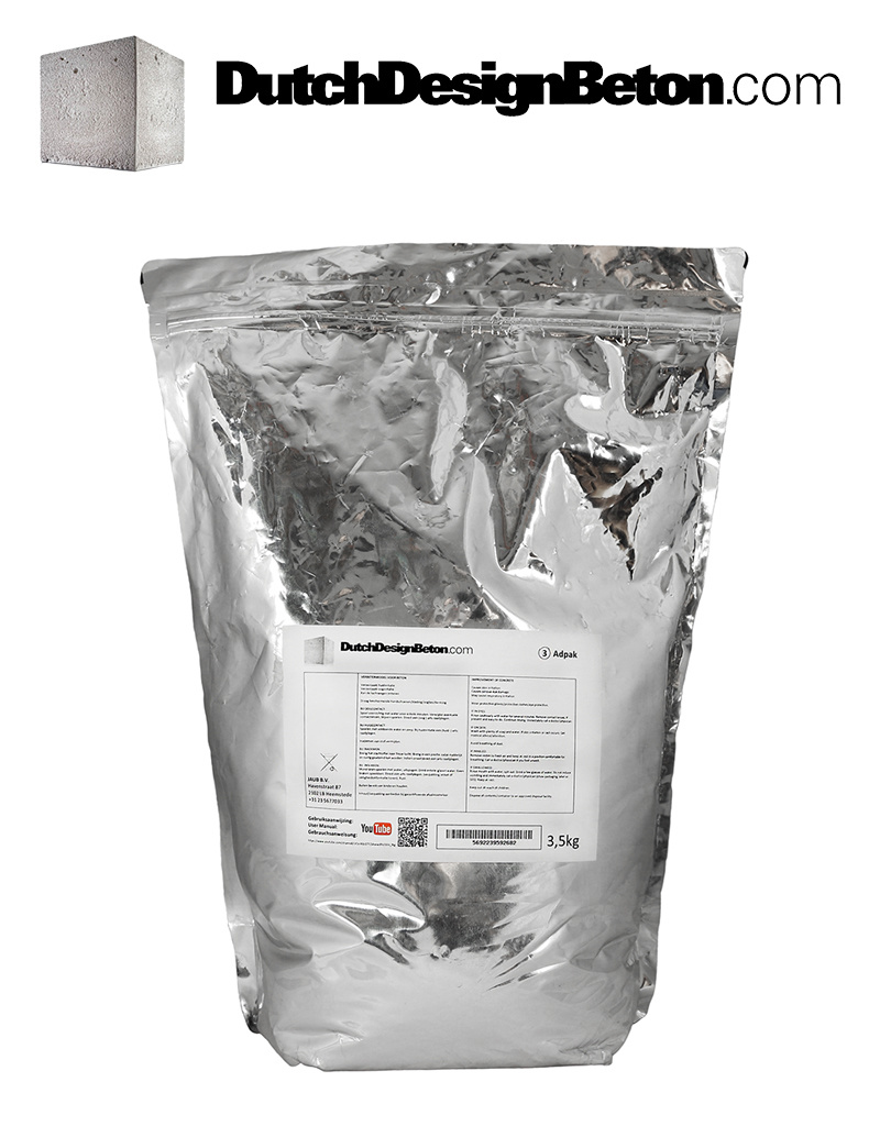 CRTE BasePak PURE - GFRC Concrete