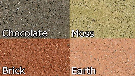 CRTE XL BasePak GFRC Concrete Color