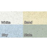 CRTE XL BasePak GFRC Beton Farbe