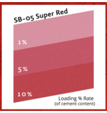Buddy Rhodes Super Red SB05 - pigment, 450gr