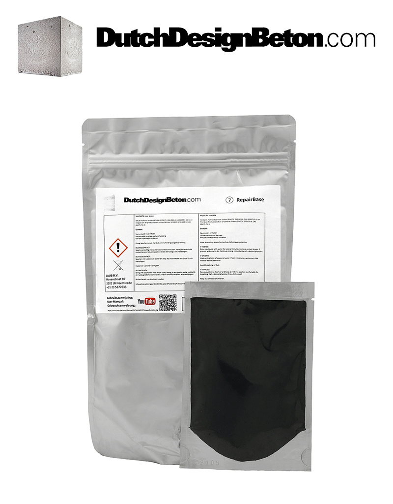 CRTE StarterPak PURE - GFRC -  Everything you need to create your first concrete project
