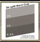 Buddy Rhodes Warm Grey SB99W - Puur Pigment, 450gr