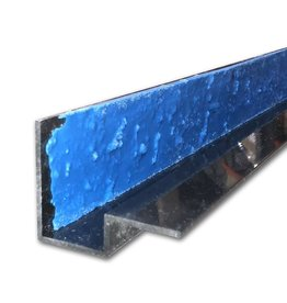 Concrete Countertop Thin Insert Travertine