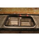 Concrete Countertop Faucet Knockouts