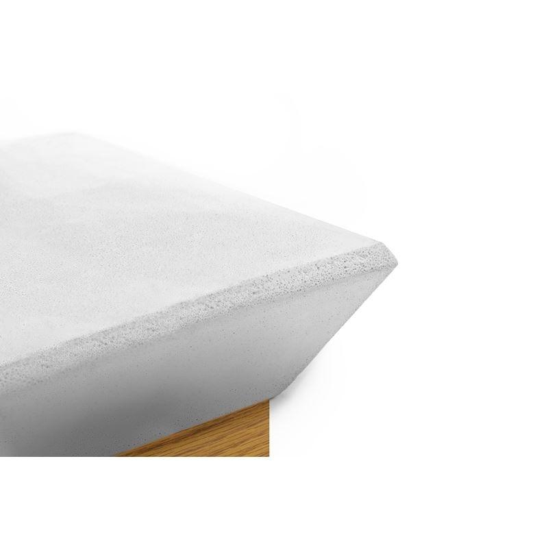 Concrete Countertop Modern Edge Full -57mm