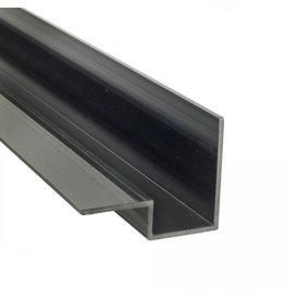 Concrete Countertop Randprofiel-Rechte hoek -57mm