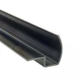 Concrete Countertop Randprofiel-Half rond - 57mm