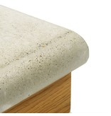 Concrete Countertop Full Bullnose - 57mm