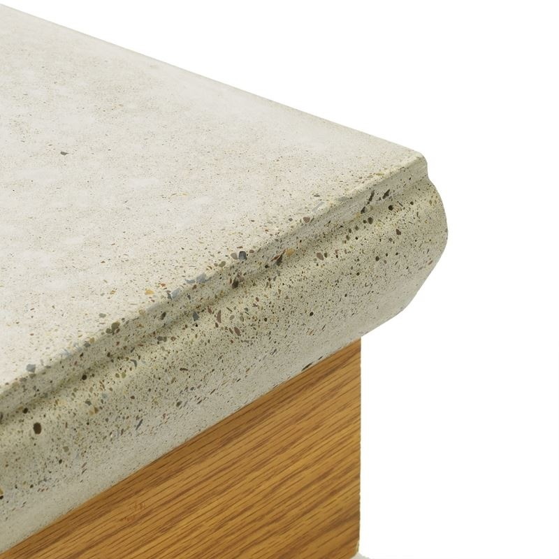Concrete Countertop Fancy Radius - 57mm