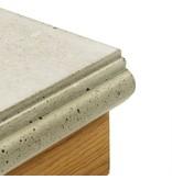 Concrete Countertop Randprofiel-Double Fancy-57mm