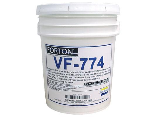 Buddy Rhodes Forton™VF-774, all acrylic co-polymer dispersion