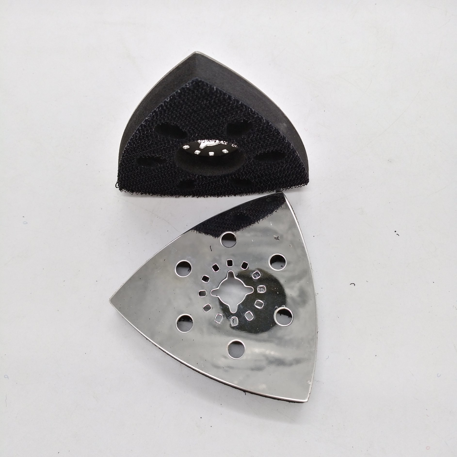 CRTE Triangle pad holder for CRTE pads