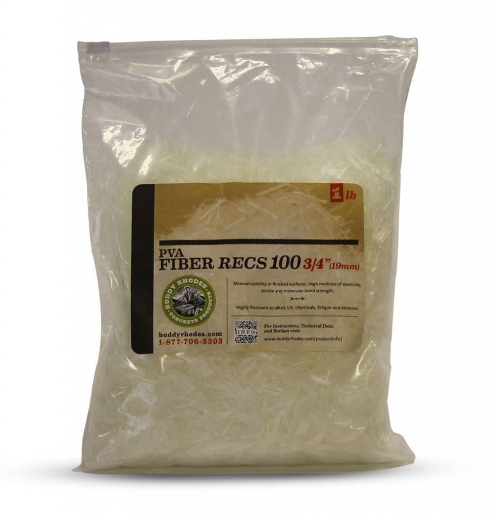 Buddy Rhodes PVA Fiber RECS 100 - 450 gr