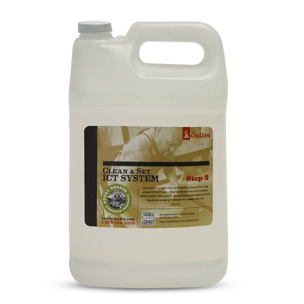 Buddy Rhodes Clean & Set 4 ltr