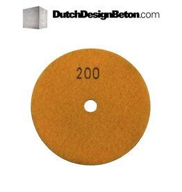 CRTE CRTE  Diamond polishing pads Combo Pack