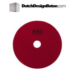 CRTE CRTE grit 400 (fine) Diamond polishing pad