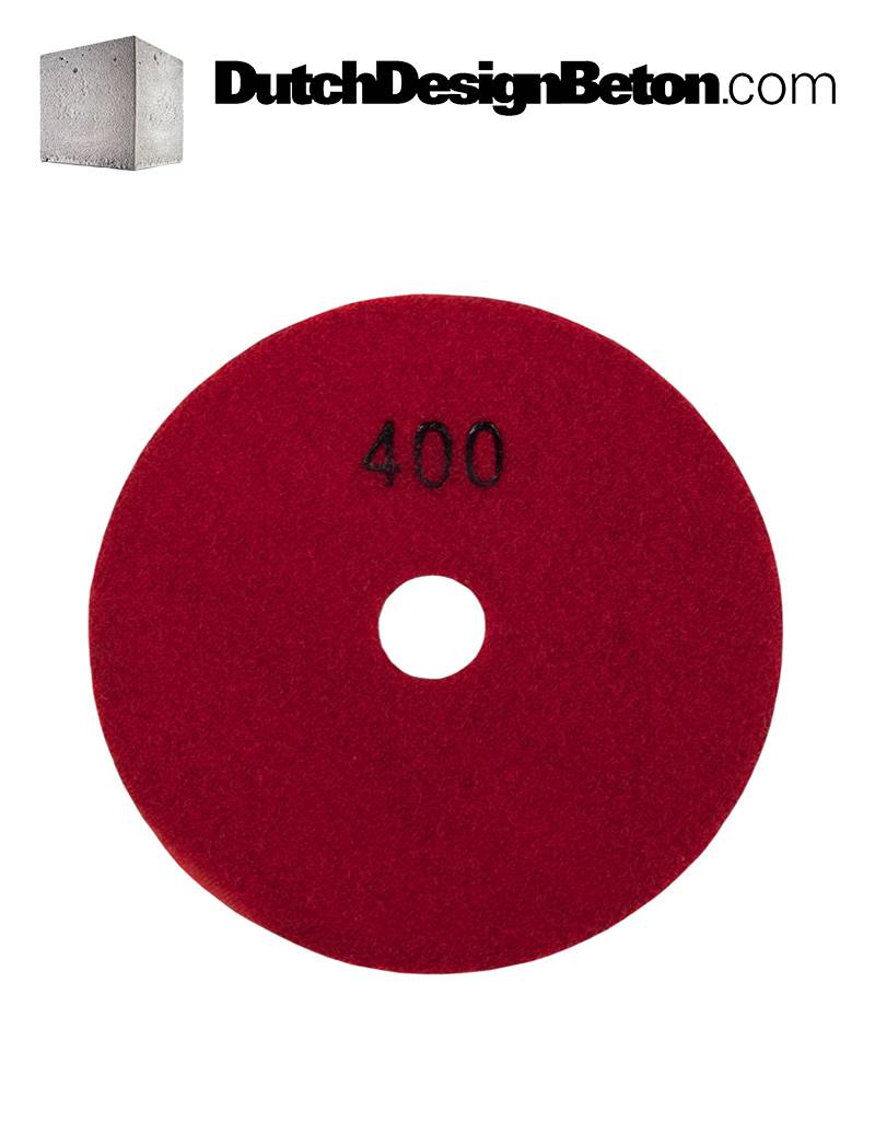 CRTE CRTE Diamond polishing pad grit 400 (fine)