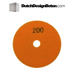 CRTE CRTE grit 200 (Middle) polishing pad