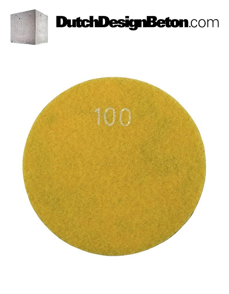 CRTE CRTE grit 100 (coarse) Diamond polishing pad