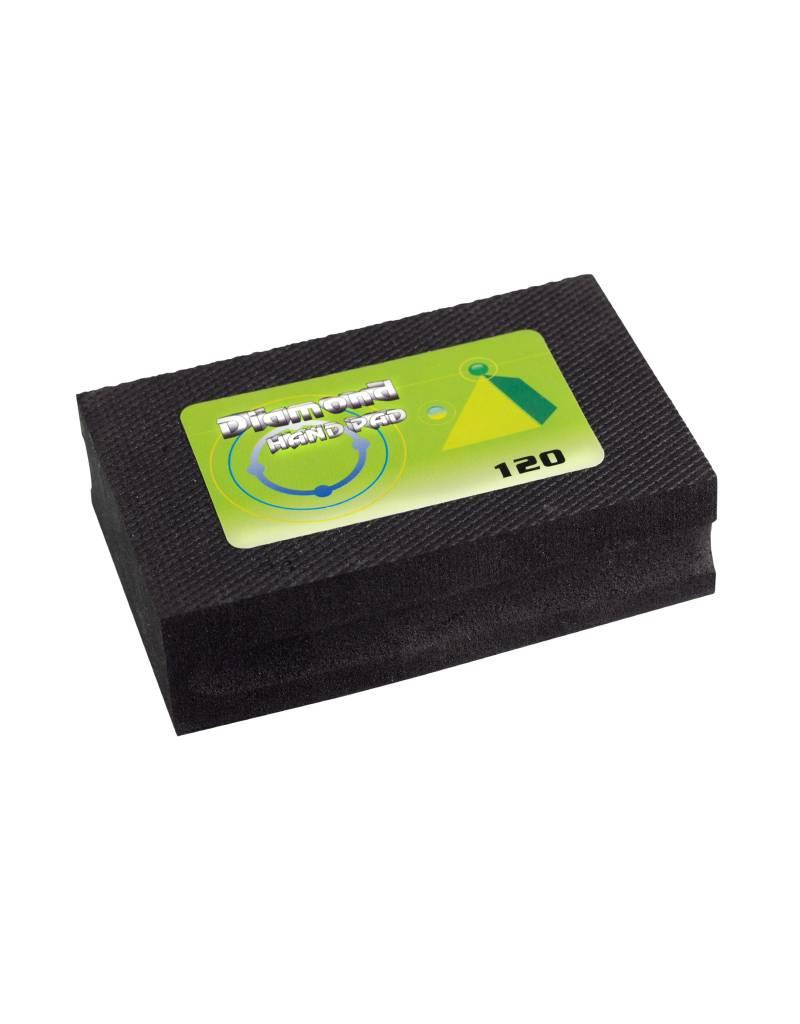 CRTE CRTE Diamant Handschuurblok 120 (zwart) om beton mee te schuren
