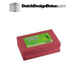 CRTE CRTE 200 grit (Middle) Diamond Hand pad