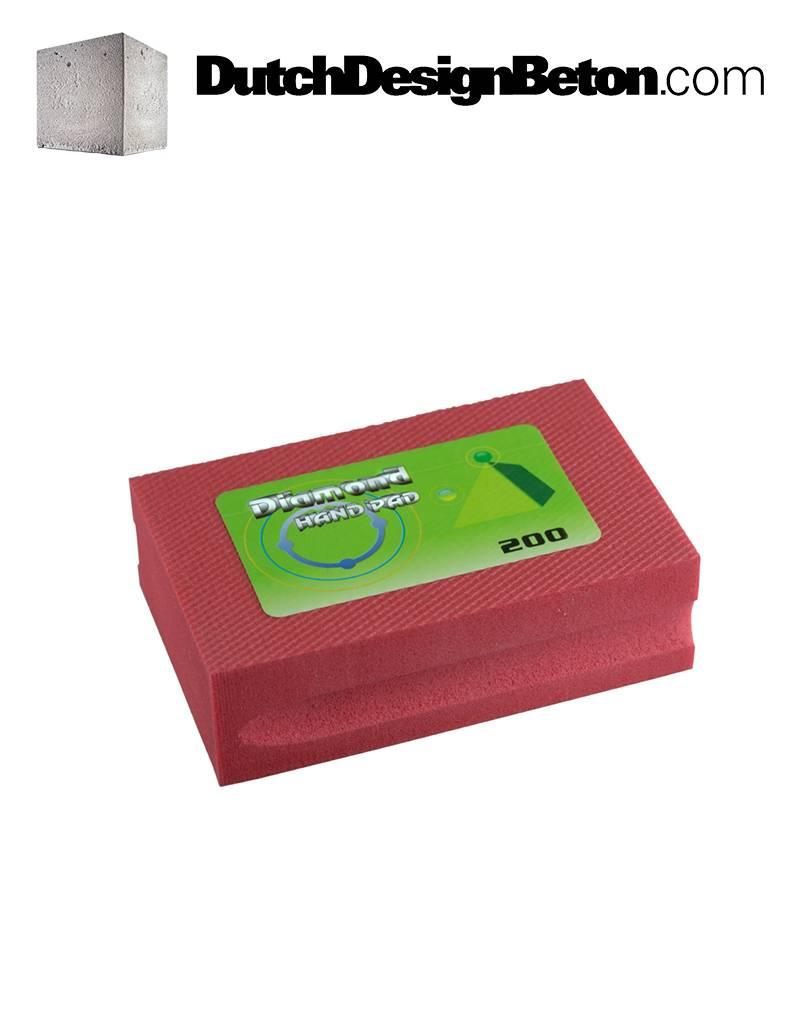 CRTE CRTE Diamond hand polishing pads Combo Pack