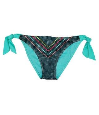 Bikini Broekje Rainbow Turquoise XS & S- Supersale