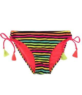 Bikini Broekje Boho Roze XS&S - Supersale