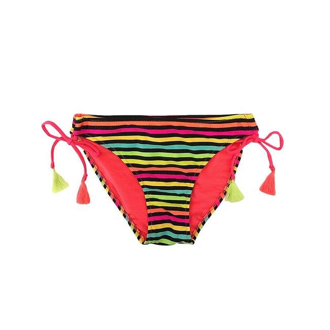 FestyFashion Bikini broekje Boho Roze XS&S - Supersale