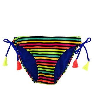 Bikini Broekje Boho Blauw XS&S - Supersale