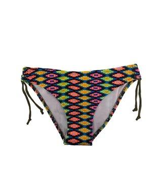 Bikini Broekje Tropical  Kaki XS/S - Koopjeskelder