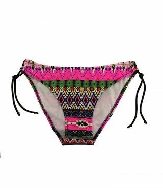 Bikini Broekje Beads Zwart 2018 S t/m XL- Koopjeskelder