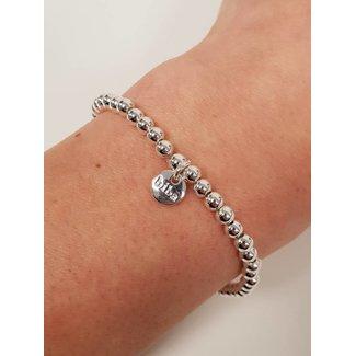 Biba Armband Shine Zilver-Supersale