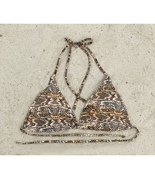 Bikinitop Triangel Snake AA &A - Supersale