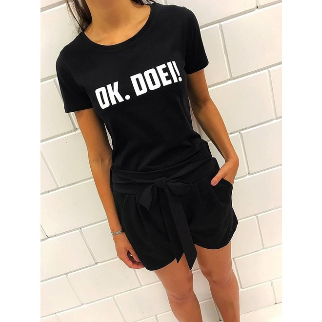 Shirt - 'OK doei'   - Supersale