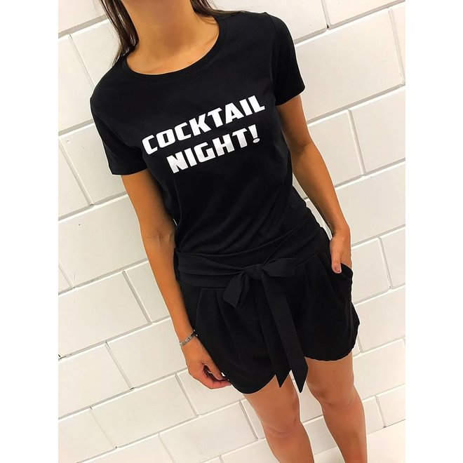 Shirt - 'Cocktail Night'  - Supersale