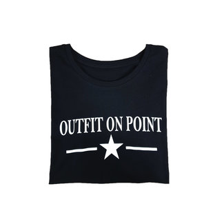 FestyFashion Shirt - 'Outfit on Point'  - Supersale