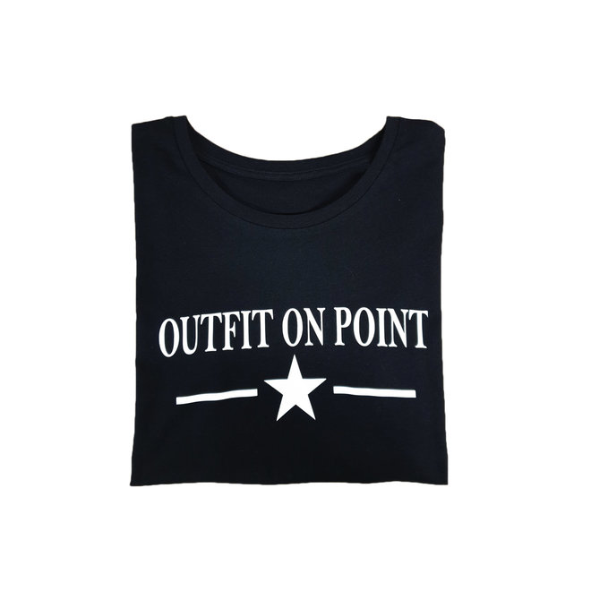 Shirt - 'Outfit on Point'  - Supersale
