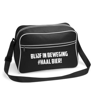 Tas 'Beweging, Bier!'  - Supersale