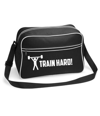 Tas 'Train Hard!'  - Supersale