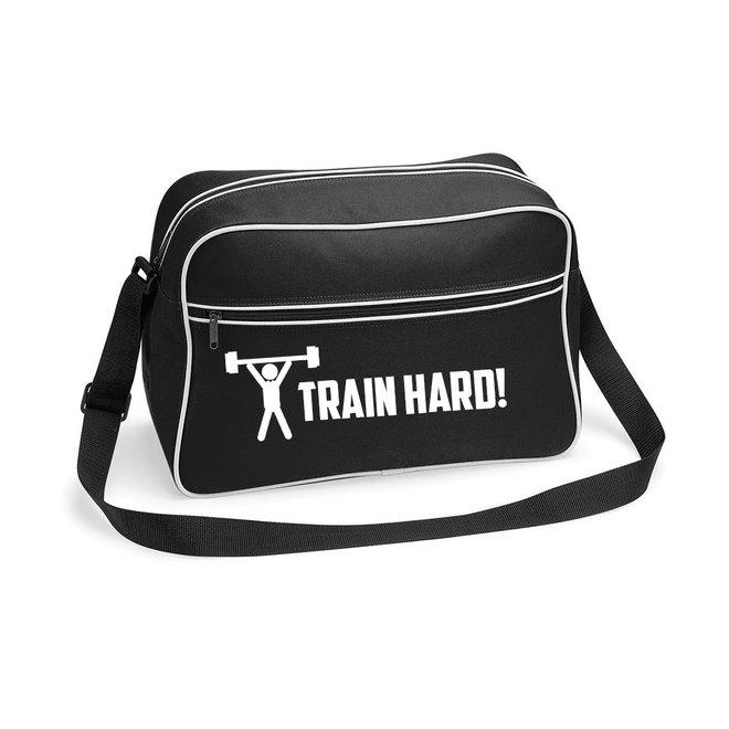 Tas 'Train Hard!'  - Supersale