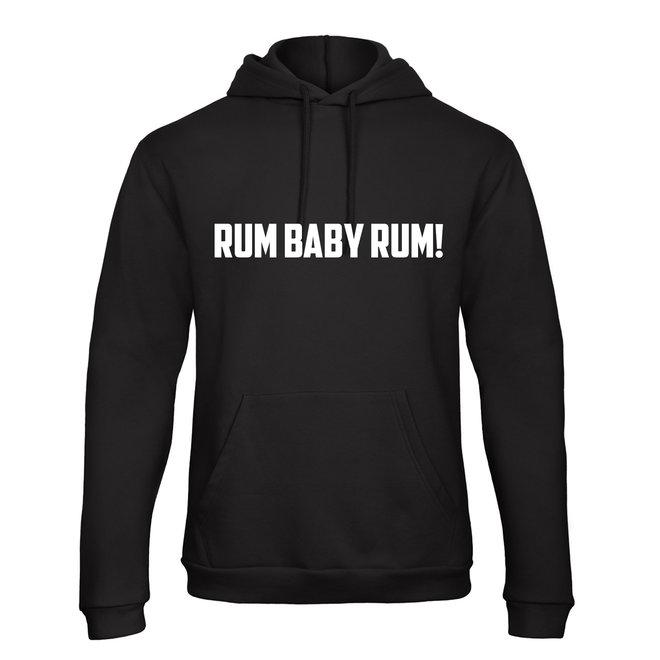 Shirt Hoodie 'Rum Baby Rum!' - Supersale