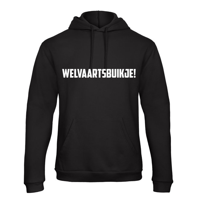 Shirt/Hoodie 'Welvaartsbuikje!' - Supersale