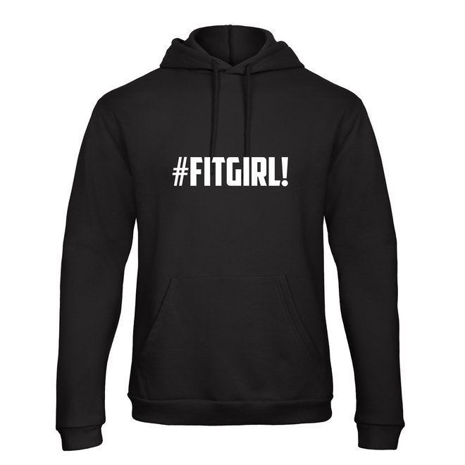 Shirt/Hoodie '#Fitgirl' - Supersale