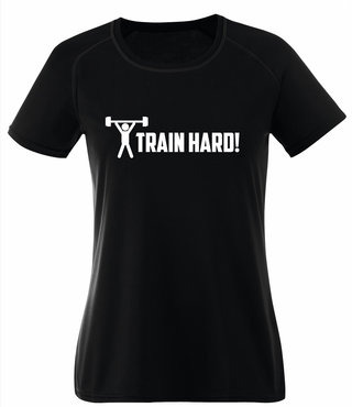 Shirt/Hoodie 'Train Hard!' - Supersale