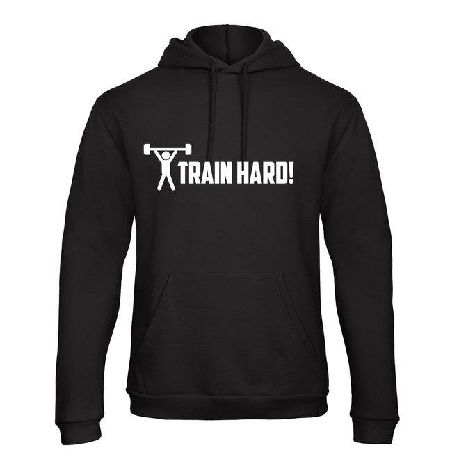 Shirt/Hoodie 'Train Hard!' - Supersale