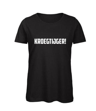 Shirt - 'Kroegtijger!' - Supersale