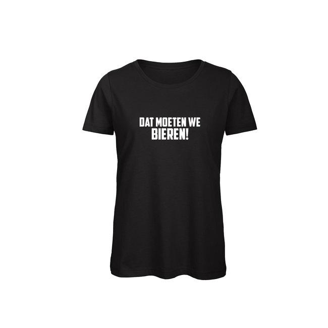 FestyFashion Shirt  'Dat Moeten We Bieren!' - Supersale