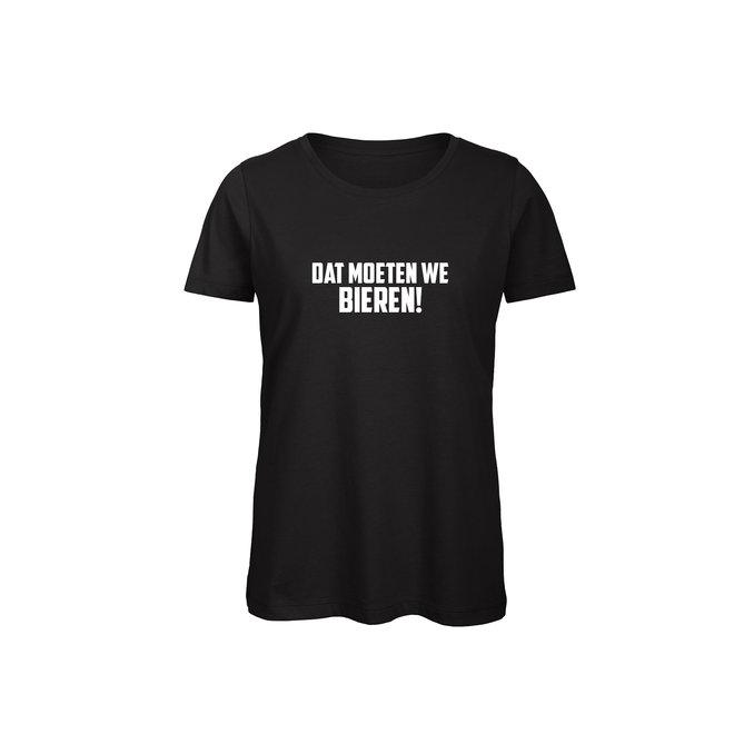 Shirt - 'Dat Moeten We Bieren!' - Supersale