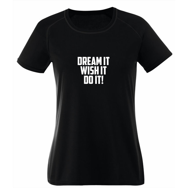 FestyFashion Shirt Hoodie 'Dream It!' - Supersale